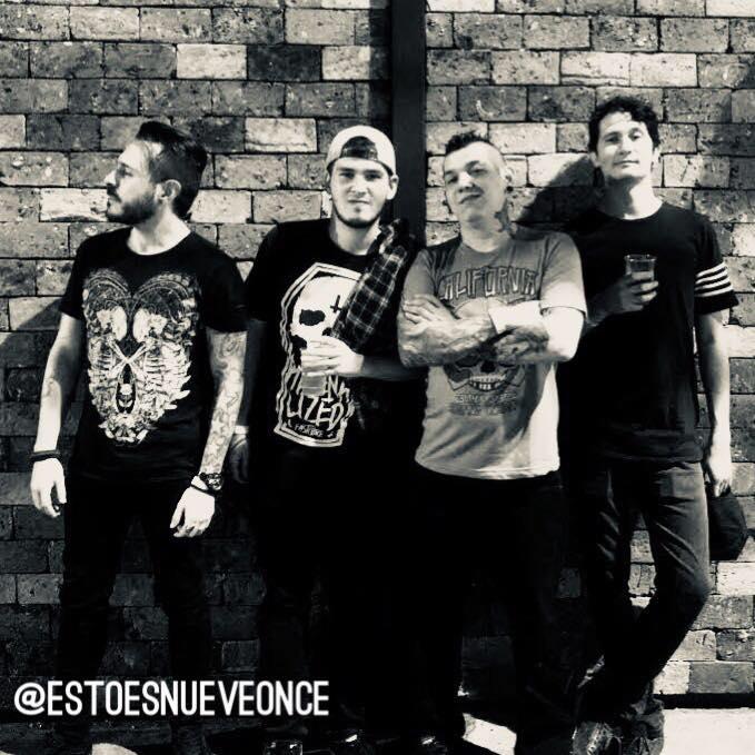Nuevo guitarrista de Nueve Once es un Ex-Disparen al Mutante