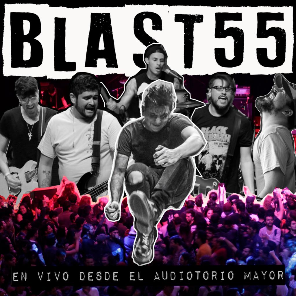 Lanzamiento EP Blast 55