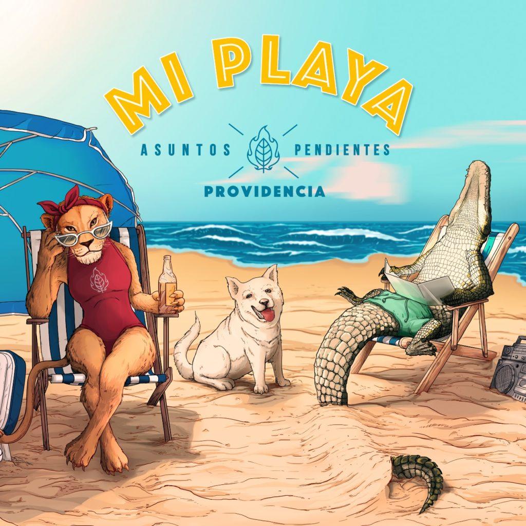 Asuntos Pendientes - Mi Playa