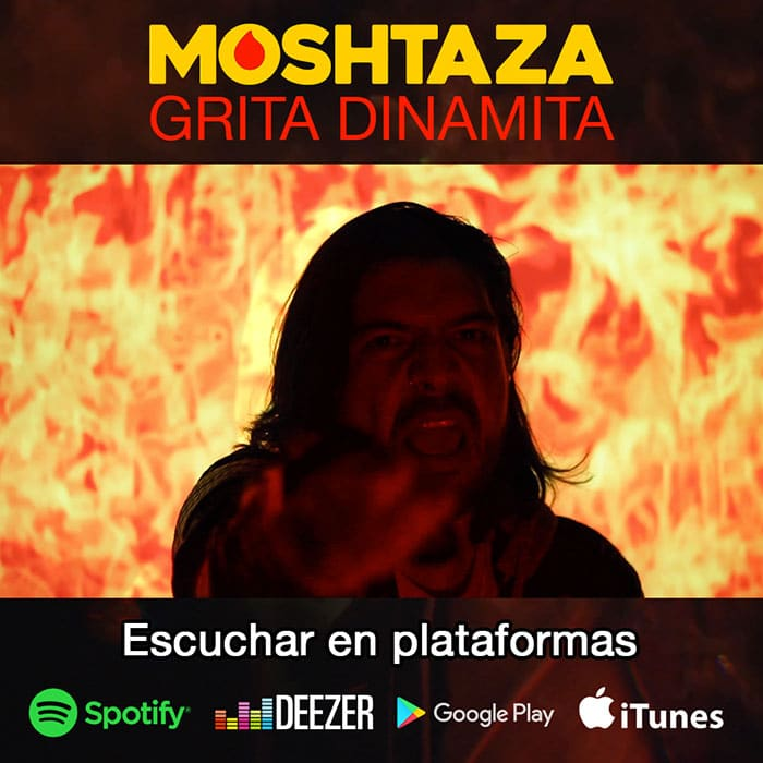 El Digital Punk de MOSHTAZA