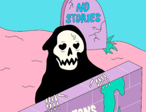 no stories skeletons