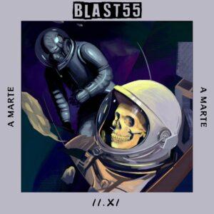 blast55 a marte cover
