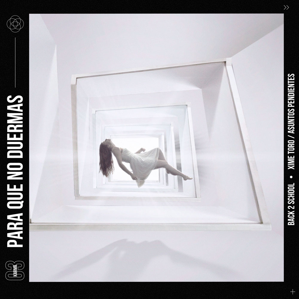 """""""Para que no duermas""""  es el tercer sencillo de su álbum """"Karma""""."""