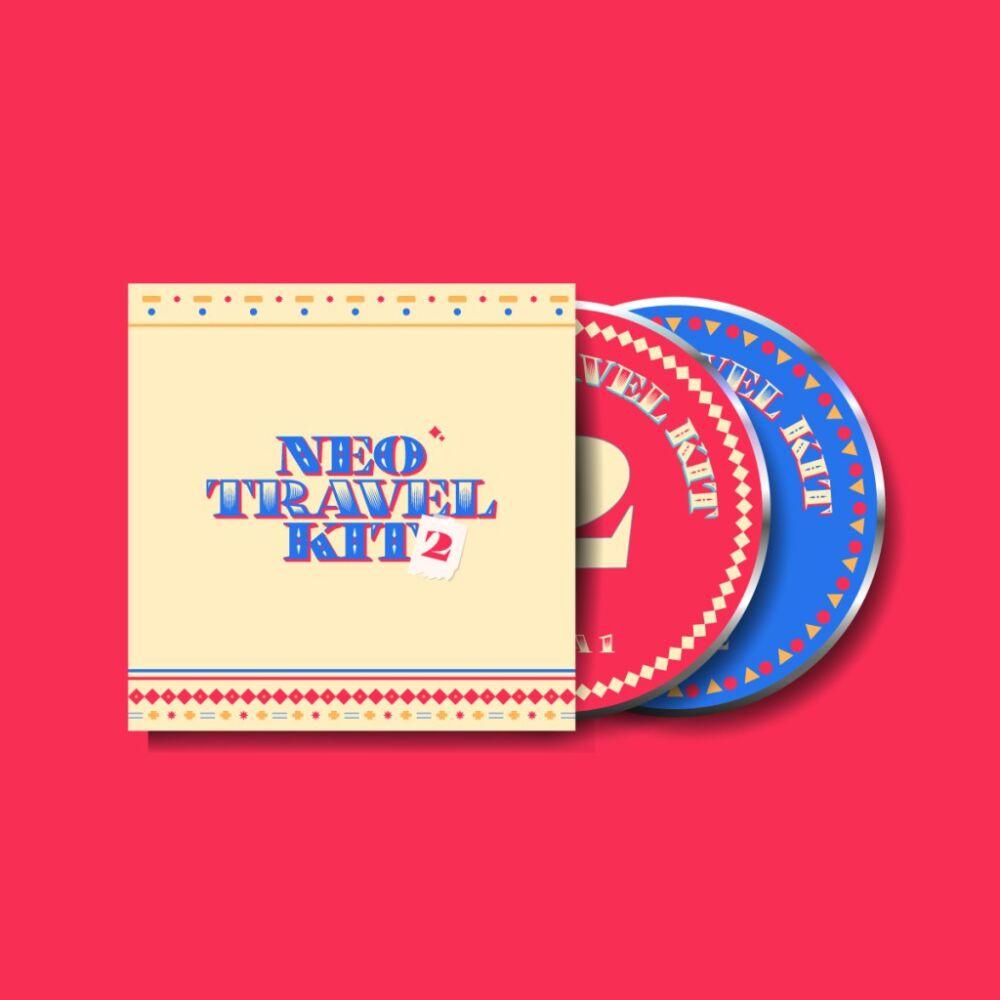 neo travel kit 2 disco doble