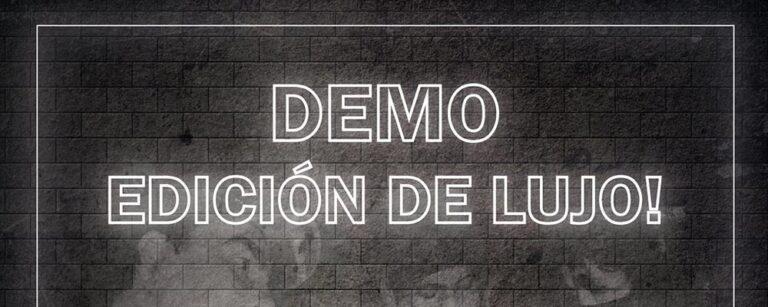 k93 demo edicion de lujo